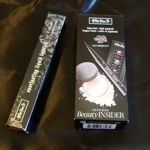 Kat Von D  Beauty Insider & Everlasting Lipstick